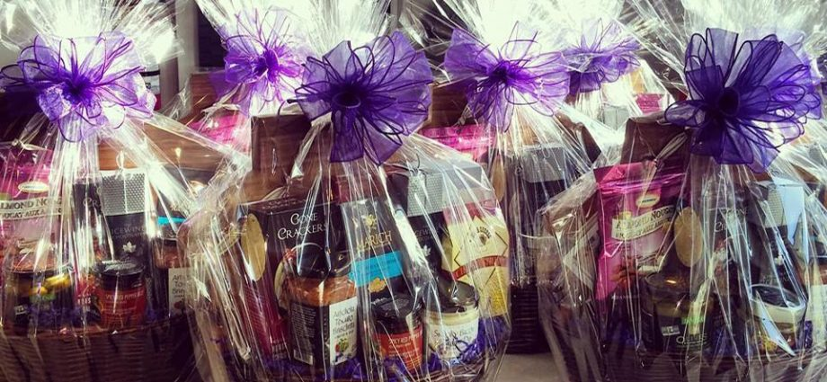 Gift baskets-The perfect gift for all occasions!