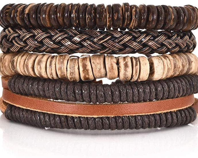 Smart Overview to Selecting the Right Men's Leather Bracelet