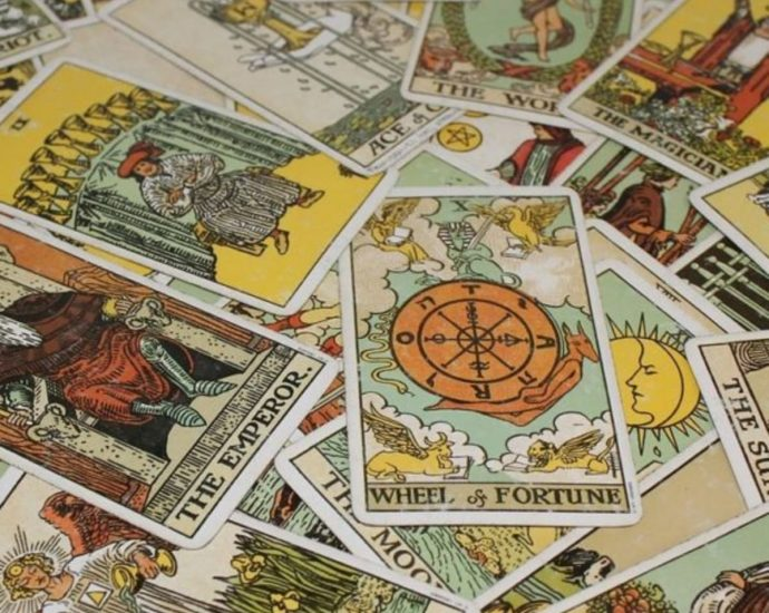 You Make These Select A Tarot Card Card Mistakes?